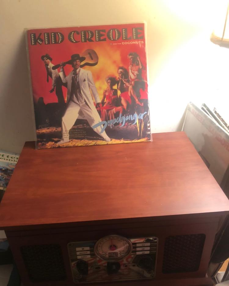 "Kid Creole and the Coconuts album, ""Doppelgänger"""